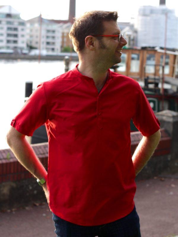 James red shirt - 3
