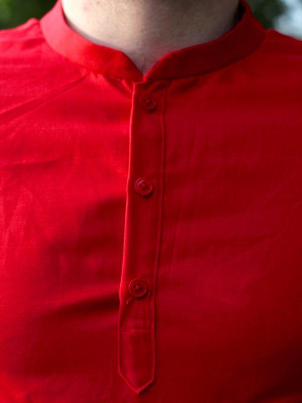 James red shirt - 8
