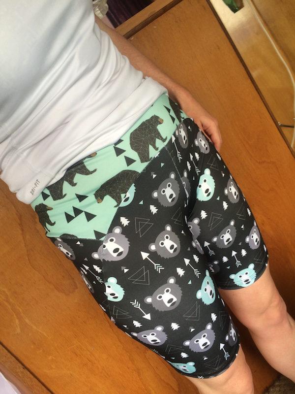 Bear shorts