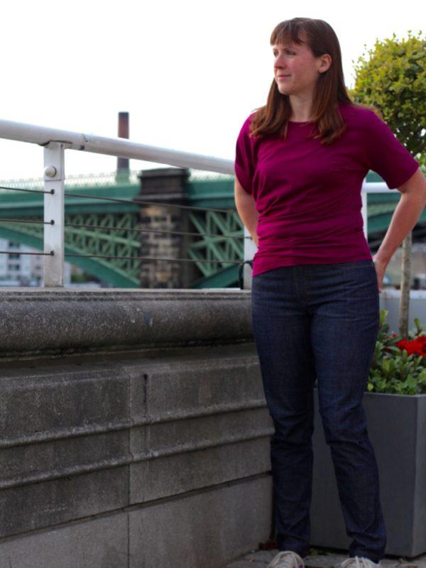 jeans and drapedrape - 2