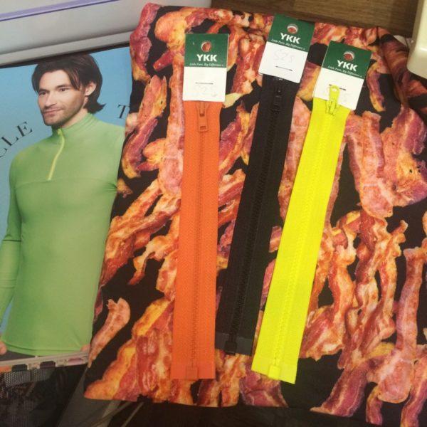 bacon jersey - 1