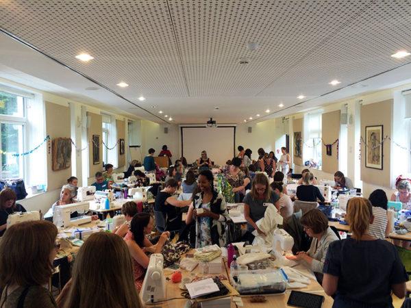 SewingWeekender_Day1room