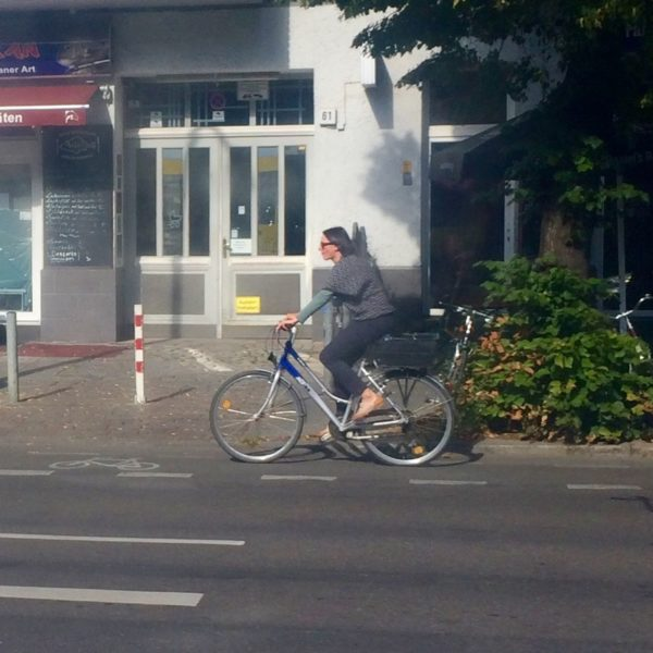 Berlin cycling chic