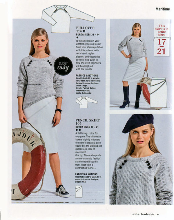 burda0916_sweaterandskirt