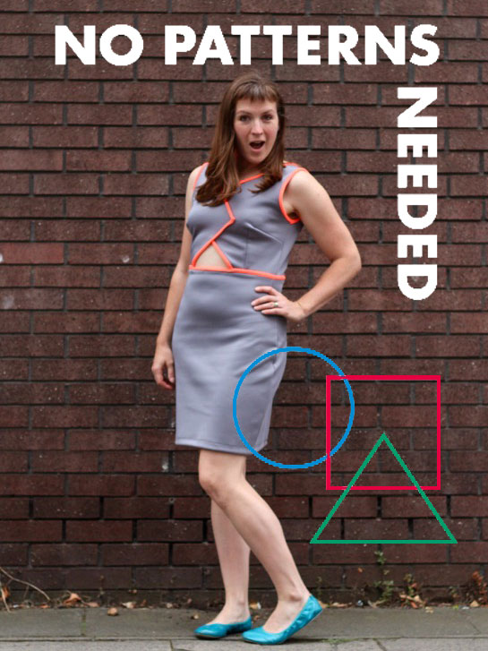 Triple-Triangle-dress---No-Patterns-Needed