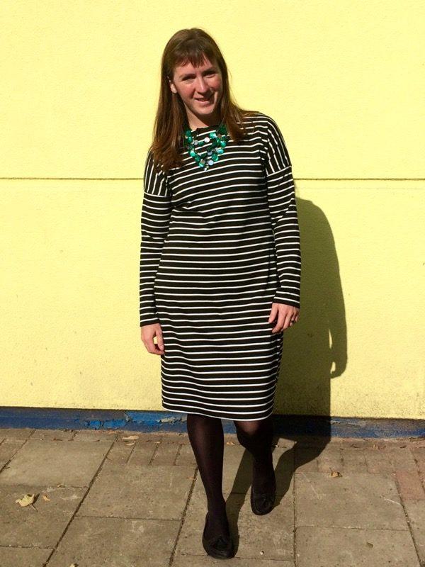 Breton dress - walking