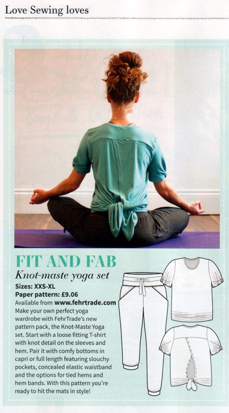 Fit and Fab - Love Sewing (issue 36, Feb 2017)