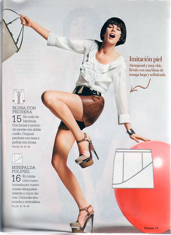 Patrones 56 Magazine Fehrtrade