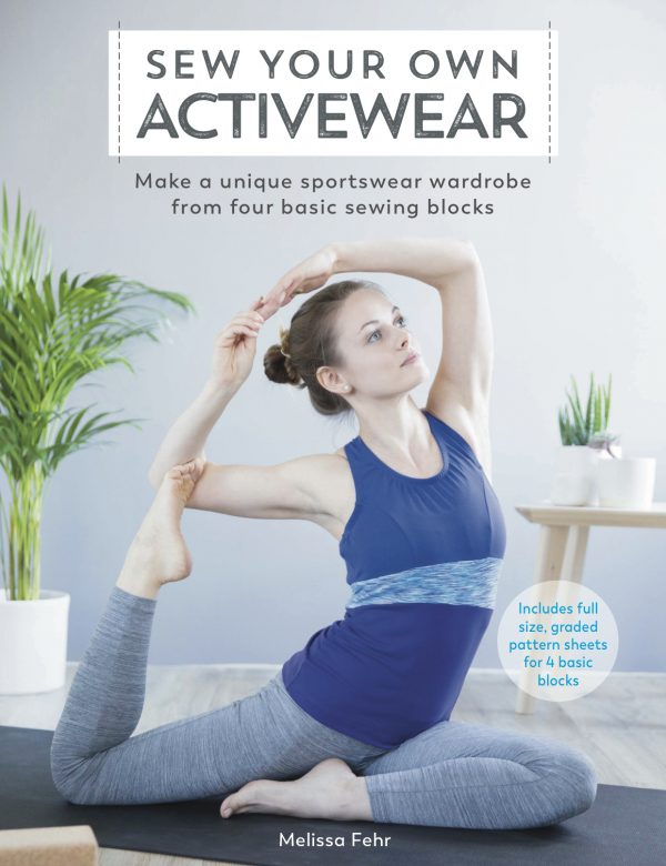 Sew Your Own Activewear cover