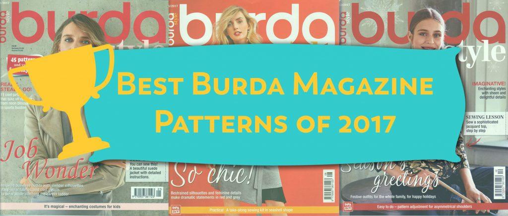 Best Burda of 2017