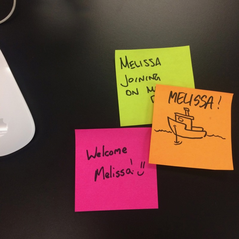 Melissa Post Its