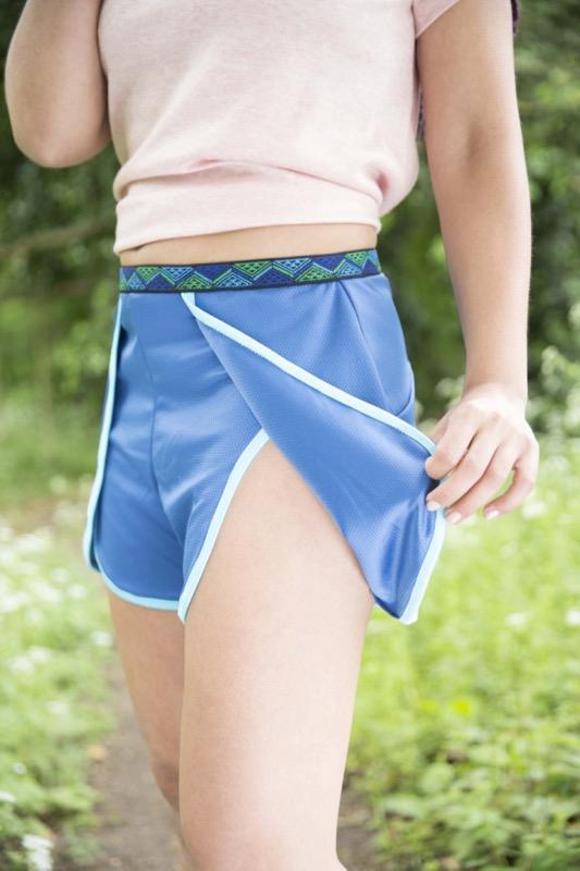 Revealing shorts pics