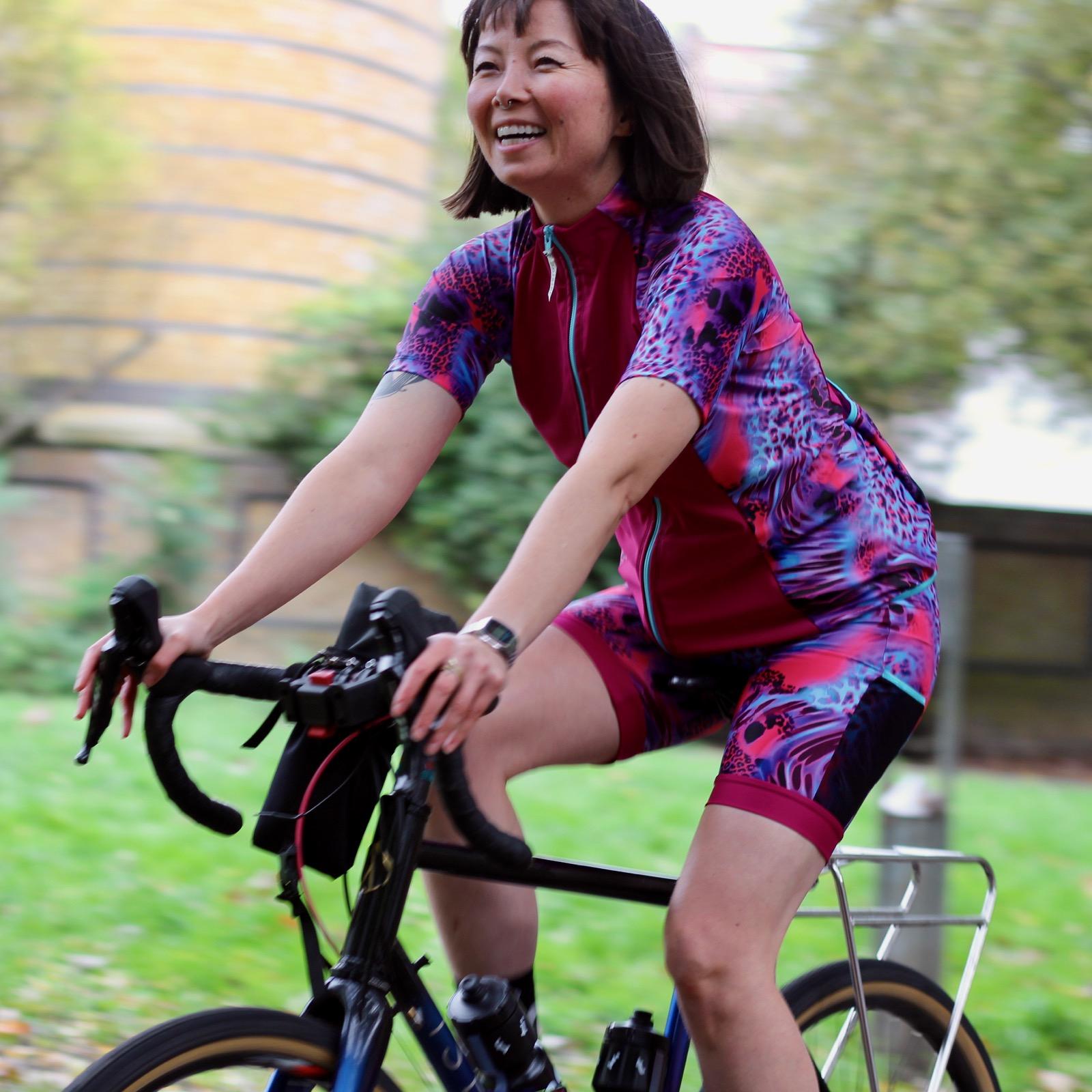 Meet Our Athlete Model Jenni From London Bike Kitchen Fehrtrade